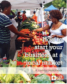 How to Start Your Business at a Local Market: A Vendor Handbook